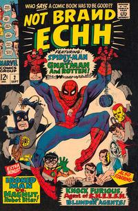 Cover Thumbnail for Not Brand Echh (Marvel, 1967 series) #2