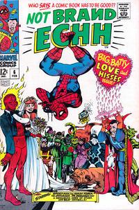 Cover Thumbnail for Not Brand Echh (Marvel, 1967 series) #6