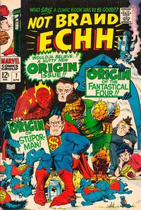 Cover Thumbnail for Not Brand Echh (Marvel, 1967 series) #7