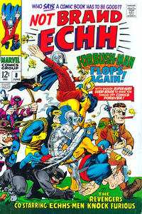 Cover Thumbnail for Not Brand Echh (Marvel, 1967 series) #8