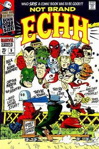Cover Thumbnail for Not Brand Echh (Marvel, 1967 series) #9