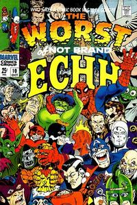 Cover Thumbnail for Not Brand Echh (Marvel, 1967 series) #10