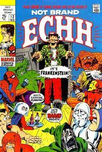 Cover Thumbnail for Not Brand Echh (Marvel, 1967 series) #12