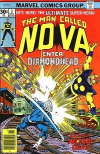 Cover Thumbnail for Nova (Marvel, 1976 series) #3
