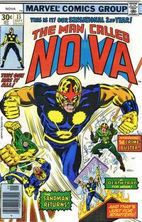 Cover Thumbnail for Nova (Marvel, 1976 series) #13 [30¢ edition]