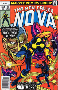 Cover Thumbnail for Nova (Marvel, 1976 series) #18