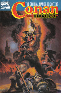 Cover Thumbnail for The Official Handbook of the Conan Universe (Marvel, 1993 series) #[nn]