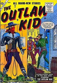 Cover Thumbnail for The Outlaw Kid (Marvel, 1954 series) #5