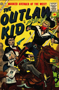 Cover Thumbnail for The Outlaw Kid (Marvel, 1954 series) #16