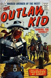 Cover Thumbnail for The Outlaw Kid (Marvel, 1954 series) #17
