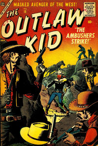 Cover Thumbnail for The Outlaw Kid (Marvel, 1954 series) #18