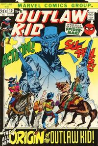 Cover Thumbnail for The Outlaw Kid (Marvel, 1970 series) #10