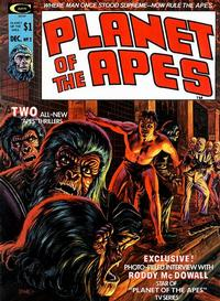 Cover Thumbnail for Planet of the Apes (Marvel, 1974 series) #3