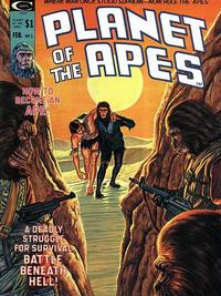 Cover Thumbnail for Planet of the Apes (Marvel, 1974 series) #5