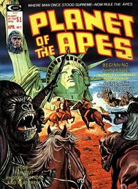 Cover Thumbnail for Planet of the Apes (Marvel, 1974 series) #7