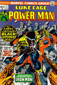Cover Thumbnail for Power Man (Marvel, 1974 series) #17