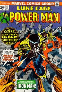 Cover Thumbnail for Power Man (Marvel, 1974 series) #17