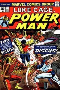 Cover Thumbnail for Power Man (Marvel, 1974 series) #22
