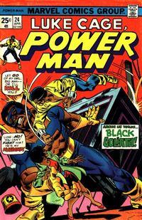 Cover Thumbnail for Power Man (Marvel, 1974 series) #24