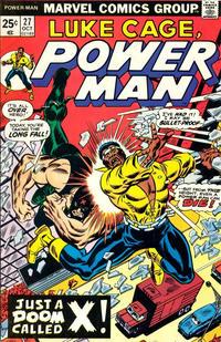 Cover Thumbnail for Power Man (Marvel, 1974 series) #27