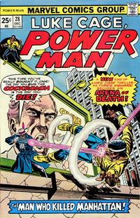 Cover Thumbnail for Power Man (Marvel, 1974 series) #28