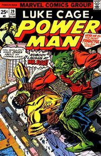Cover Thumbnail for Power Man (Marvel, 1974 series) #29