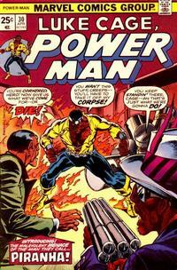 Cover Thumbnail for Power Man (Marvel, 1974 series) #30