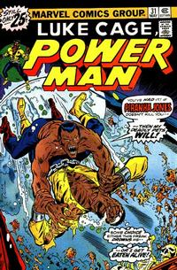 Cover Thumbnail for Power Man (Marvel, 1974 series) #31