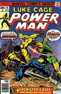 Cover Thumbnail for Power Man (Marvel, 1974 series) #36