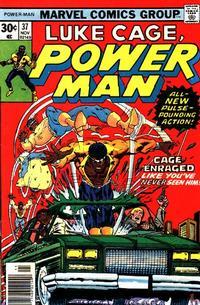 Cover Thumbnail for Power Man (Marvel, 1974 series) #37