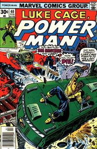 Cover Thumbnail for Power Man (Marvel, 1974 series) #40