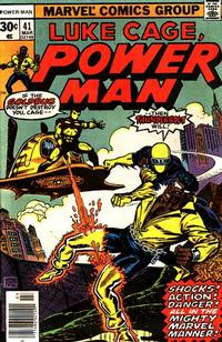Cover Thumbnail for Power Man (Marvel, 1974 series) #41