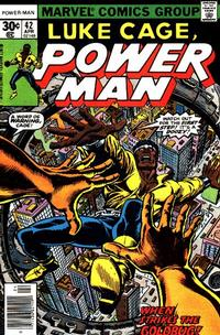 Cover Thumbnail for Power Man (Marvel, 1974 series) #42