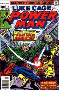Cover Thumbnail for Power Man (Marvel, 1974 series) #43
