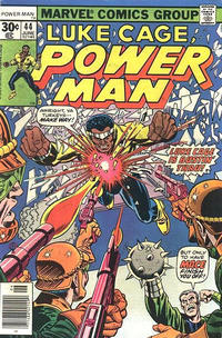 Cover Thumbnail for Power Man (Marvel, 1974 series) #44 [30¢ edition]