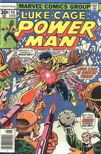 Cover Thumbnail for Power Man (Marvel, 1974 series) #44 [30¢]
