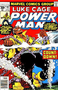Cover for Power Man (Marvel, 1974 series) #45 [35¢ edition]