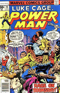 Cover Thumbnail for Power Man (Marvel, 1974 series) #46 [30¢ edition]