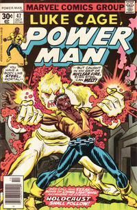Cover Thumbnail for Power Man (Marvel, 1974 series) #47 [30¢ Cover Price]