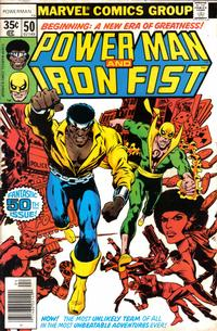 Cover Thumbnail for Power Man (Marvel, 1974 series) #50 [Regular Edition]
