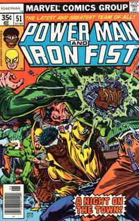 Cover Thumbnail for Power Man (Marvel, 1974 series) #51