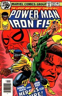 Cover Thumbnail for Power Man (Marvel, 1974 series) #54