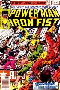 Cover Thumbnail for Power Man (Marvel, 1974 series) #55