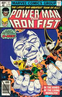 Cover Thumbnail for Power Man (Marvel, 1974 series) #57