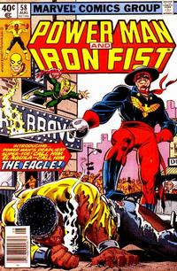 Cover Thumbnail for Power Man (Marvel, 1974 series) #58 [Newsstand]