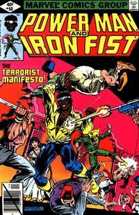 Cover Thumbnail for Power Man (Marvel, 1974 series) #60