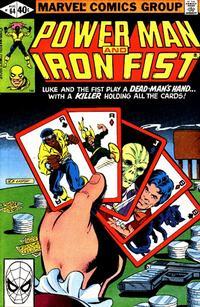 Cover Thumbnail for Power Man (Marvel, 1974 series) #64