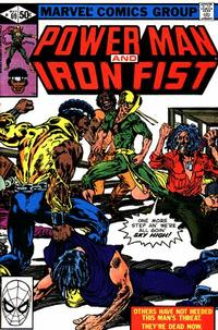 Cover Thumbnail for Power Man and Iron Fist (Marvel, 1981 series) #69 [direct]