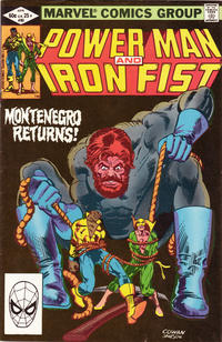 Cover Thumbnail for Power Man and Iron Fist (Marvel, 1981 series) #80