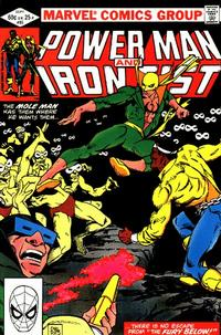 Cover Thumbnail for Power Man and Iron Fist (Marvel, 1981 series) #85